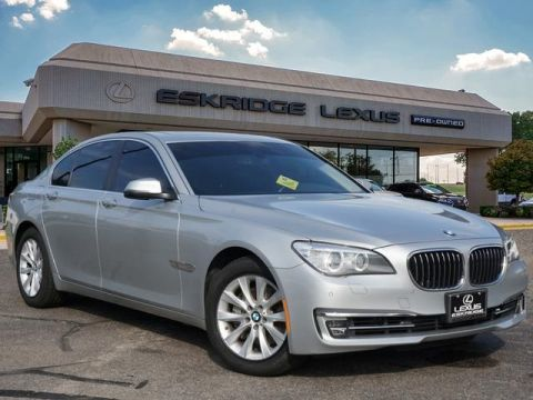 Pre-Owned 2015 BMW 7 Series 740i